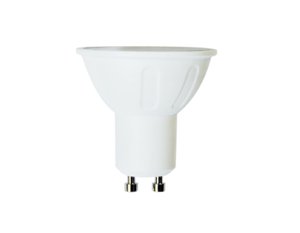 Ledw budgetline led spot 230 volt 3 watt for Lampen 34 volt 3 watt
