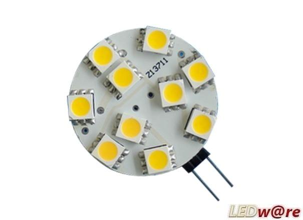 ledw led steeklampje 12 volt 2 w vv 15 w warm wit g4 140. Black Bedroom Furniture Sets. Home Design Ideas