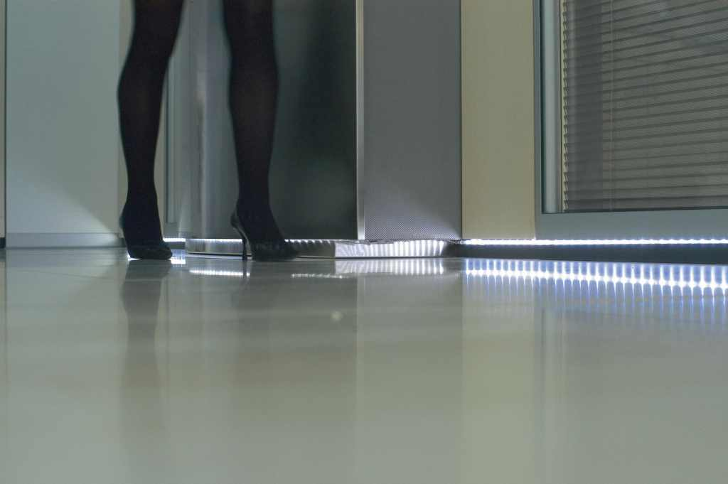 Led Verlichting Woonkamer Inbouw : Tegel / vloer verlichting