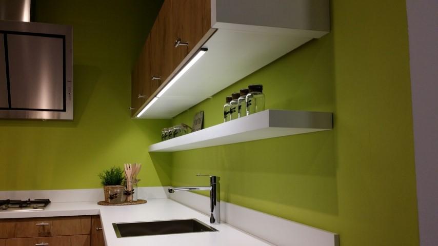 Led Verlichting Keuken Inbouw : Aanrecht verlichting
