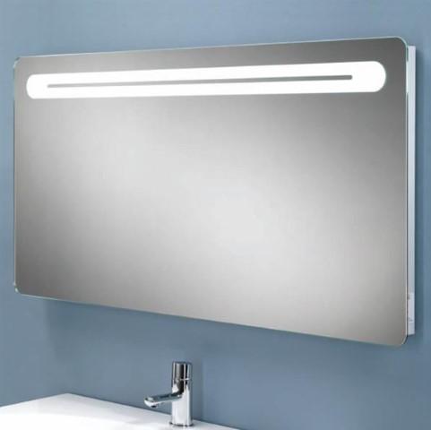 Ledw badkamer spiegel met led verlichting in - Landscape spiegel ...