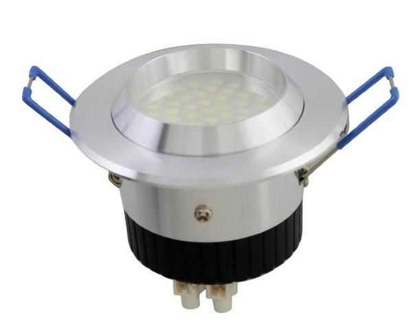 Ledw ledware led inbouwspot 48 led rond 3 for Led verlichting spots inbouw