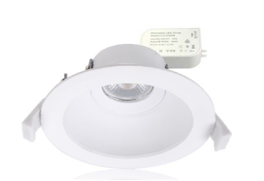 LEDware | LED Downlight | 220 Volt | 10 Watt | 600 Lumen | (2700