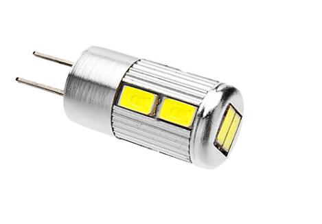 ledw led steeklampje 12 volt 3 w vv 15 20 w warm wit g4 2. Black Bedroom Furniture Sets. Home Design Ideas