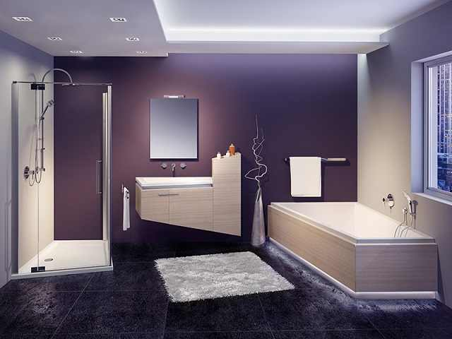ledw indirecte verlichting voor in de badkamer. Black Bedroom Furniture Sets. Home Design Ideas
