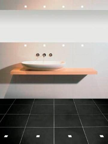 Verlichting voor de badkamer.