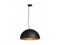 LED Hanglamp | FORCHINI M PD-1 50cm zwart/ goud | 10 Watt LED