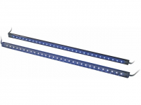 One Color LED strip | 12 Volt | 2,4 Watt | 30 LEDs | rood | wate