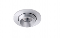 LEDware| LED inbouwspot | 1 LED | Rond | 3 W | 700 mA | Warm Wit