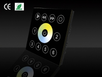 LED Controller | DMXw@re Touch Panel, wall mount | DMX | Wit / W
