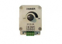 LED Dimmer | 12-24 Volt | 8 Ampere