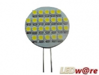 LED steeklampje | 12 Volt | 2,1 W | VV 10-15 W | Warm Wit | G4 |