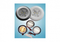 LEDw@re LED Module | 2 Watt | Warm Wit | Type Caravan