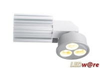 LED Module | 3 LEDs | Warm Wit