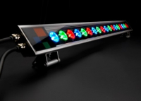 LED Powerbar | 12 Volt | 18 Watt | 18 gekleurde LEDs