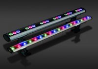 LED Powerbar | 24 Volt | 20 Watt | 18 gekleurde LEDs | Variabel