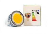 LED Spot (SCOB) | 230 Volt | 8 Watt | VV 50 Watt | Warm Wit | GU