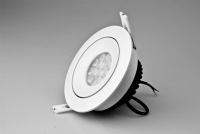 LED inbouwspot | 12 LEDs | 1320 Lumen | Rond | 15 W | Warm Wit |