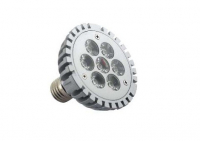 LED Spot (PowerLED) | 220 Volt | E27 | 7 Watt | VV 40 Watt | War