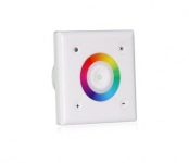 APPLE Wall | RGB LED Controller | 3 x 48 Watt | 12-24 Volt | Wal