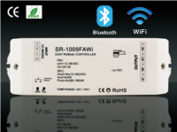 Wifi | RGBW LED Controller | 4 x 700mA | 9-36 Volt | met softwar
