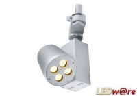 LED Spot | 3~ 230 Volt | 10 Watt | Cool White | voor spanningsra