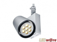 LED Spot | 3~ 230 Volt | 17,5 Watt | Cool White | voor spannings
