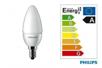 Philips | LED CANDLE | 230 V | 4 W | 25 W | 250 lm | Warm Wit |