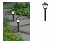 LED Tuinlamp | 12 Volt | Rond | 3 Watt | Warm Wit | LAURUS